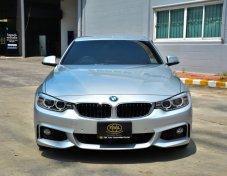 BMW 420d 2.0 F32 M Sport Coupe AT 2014 รถใหม่ มือเดียว ป้ายแดง