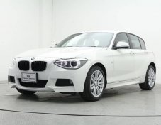 2013 BMW 116i hatchback