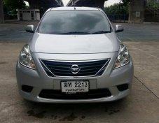 ขายรถ Nissan Almera 1.2V ปี 2012 สีเทา