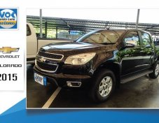 2015 Chevrolet Colorado LTZ Z71 pickup