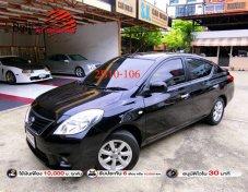 2013 Nissan Almera 1.2 VL sedan ใช้เงินออกรถ 10,000 บาท