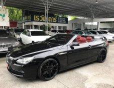 รถเปิดประทุน BMW ที่ SERIES 6 สภาพดี