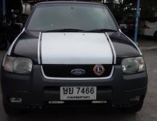 2004 FORD Escape รับประกันใช้ดี