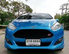 2014 FORD Fiesta รับประกันใช้ดี