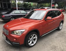 ถูกที่สุดเพียง 999000 บาท BMW X1 servo ปี 2014 full option สวยมาก