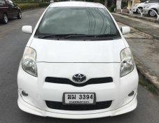 Toyota YARIS ปี 2012 รุ่น 1.5 J hatchback