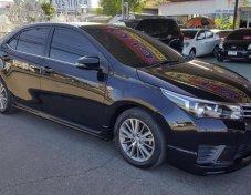 **ฟรีดาวน์** Toyota Altis 1.8 E – AT ปี 2014  สีดำ