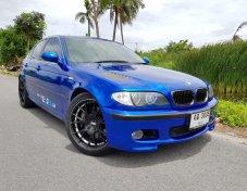 ขาย BMW 330i E46 ปี 2002 แต่งเต็ม 285,000 บาท