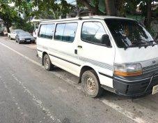 ขายรถ TOYOTA HIACE ที่ ชลบุรี