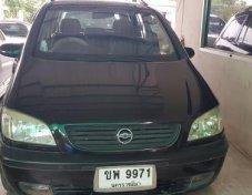 ขายรถ CHEVROLET Zafira CDX 2002 ราคาดี