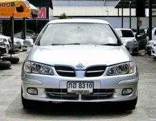 Nissan Sunny Neo 1.8TOP 2001 (Almera Young) เครดิตดี ฟรีดาวน์ครับ