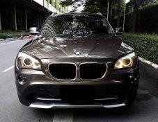 12 BMW X1 sDrive18i sedan