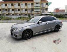 Benz E250 CDI แต่งสวยสุดๆ ความแรงมากับพร้อมกับความประหยัด ดีเซลตัว Top ปี : 2011