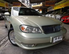 NISSAN CEFIRO, 2.0 EXECUTIVE V6 ปี2003AT