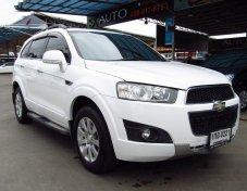 ขายรถ CHEVROLET Captiva LSX 2012