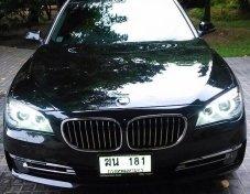ขายรถบ้าน BMW 730LD Business