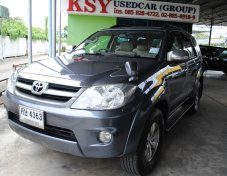 2005 TOYOTA FORTUNER 2.7V 4WD AUTO ABS AIRBAG