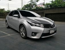 2014 Toyota Altis 1.6 E CNG โรงงาน รถสวยมือเดียวพร้อมใช้ ราคาถูกสุดในตลาด