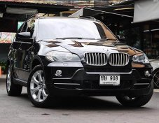 BMW X5 4.8i V8 Highline X-Drive ปี09 วิ่งน้อย รุ่น top สุด ขับเคลื่อน4