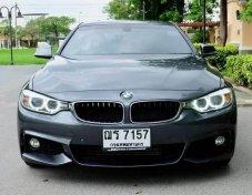 BMW F32 420D M-Sport Package รถศูนย์ BMW Thailand ปี 2014