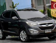 ขาย Hyundai Tucson ขับ 4WD ปี 12 ตัวท็อปสุด หลังคาแก้ว
