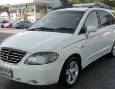 2011 SSANGYONG Stavic รับประกันใช้ดี