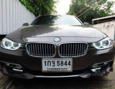รถสวย ใช้ดี BMW 320d รถเก๋ง 4 ประตู