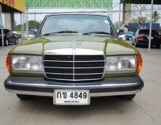 1979 BENZ 230E 3.0 2JZ auto