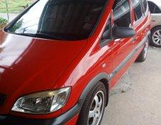 2000 Chevrolet Zafira CD wagon