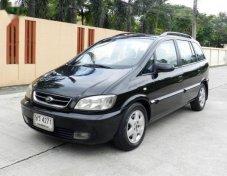 ขายรถ CHEVROLET Zafira LT 2004 รถสวยราคาดี