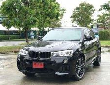2017 BMW X4 รับประกันใช้ดี