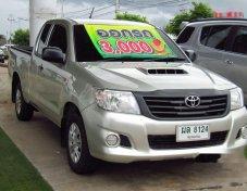 ขายรถ TOYOTA Hilux Vigo J 2013 ราคาดี