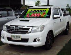 ขายรถ TOYOTA Hilux Vigo E 2013 ราคาดี