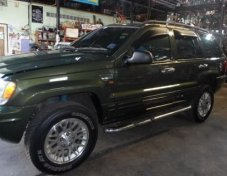 ขายรถ JEEP GRAND CHEROKEE ที่ ชัยภูมิ