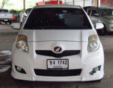 2009 TOYOTA YARIS S Limited รถเก๋ง 5 ประตู