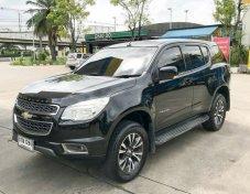 2013 Chevrolet Trailblazer LT suv เครดิตรดีออกรถ 5,000 บาท