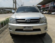 2008 Toyota Fortuner 2.7 (ปี 08-11) V SUV AT