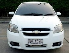 Chevrolet Aveo1.6Lsx เบนซิน ปี2011 รถสวย เดิมๆ พร้อมใช้ ฟรีดาวน์ ฟรีเคลือบแก้วครับ