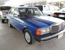 1982 240D 2.4 MT รถสวย  ดีเซล