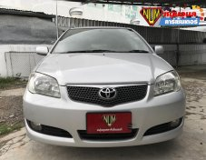 TOYOTA VIOS 1.5S/AT  ปี 2005 สีเทา