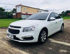 Chevrolet Cruze 1.8 LT A/Tเกียร์ออโต้(สีขาว)
