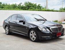 Mercedes-Benz E250 CGI BlueEFFICIENCY 1.8 W212 (ปี 2011) Avantgarde Sedan AT