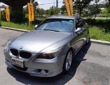 BMW 520i Turbo E60 ปี2006 แต่งแท้จาก AC Schnitzer