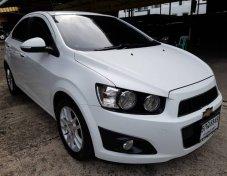 Chevrolet Sonic LTZ 2015 sedan