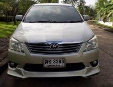 2012 Toyota Innova G Exclusive mpv