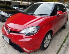 Mg MG3 D 2015 hatchback