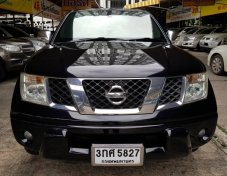 NISSAN NAVARA, 2.5 LE Double CAB 4WD ปี2010AT