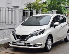 2018 NISSAN Note รับประกันใช้ดี