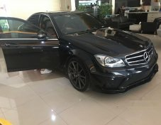 2010 MERCEDES-BENZ CL63 AMG รับประกันใช้ดี