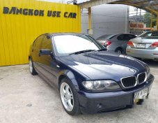 2005 BMW 318i รับประกันใช้ดี